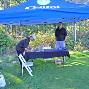 Victoria Golf_Centra Booth
