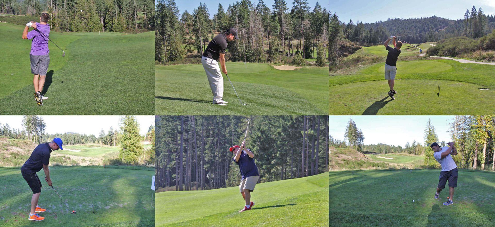 Victoria Golf_Golfers
