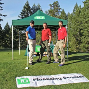 Victoria Golf_TD Booth
