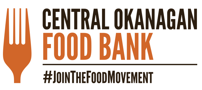 Central Okanagan Community Food Bank logo.